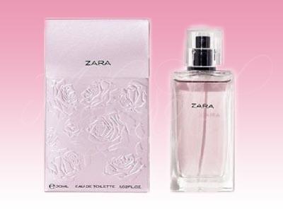 Zara parfümök